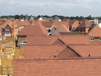 NJS Roofing at Berkeley Homes, North Bersted