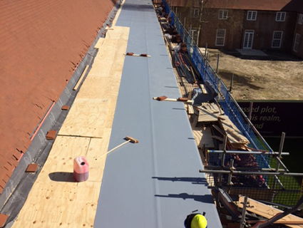 Flat Roofing West Sussex